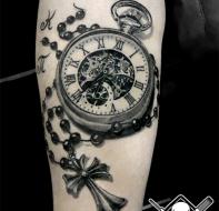 ClockCrossSite